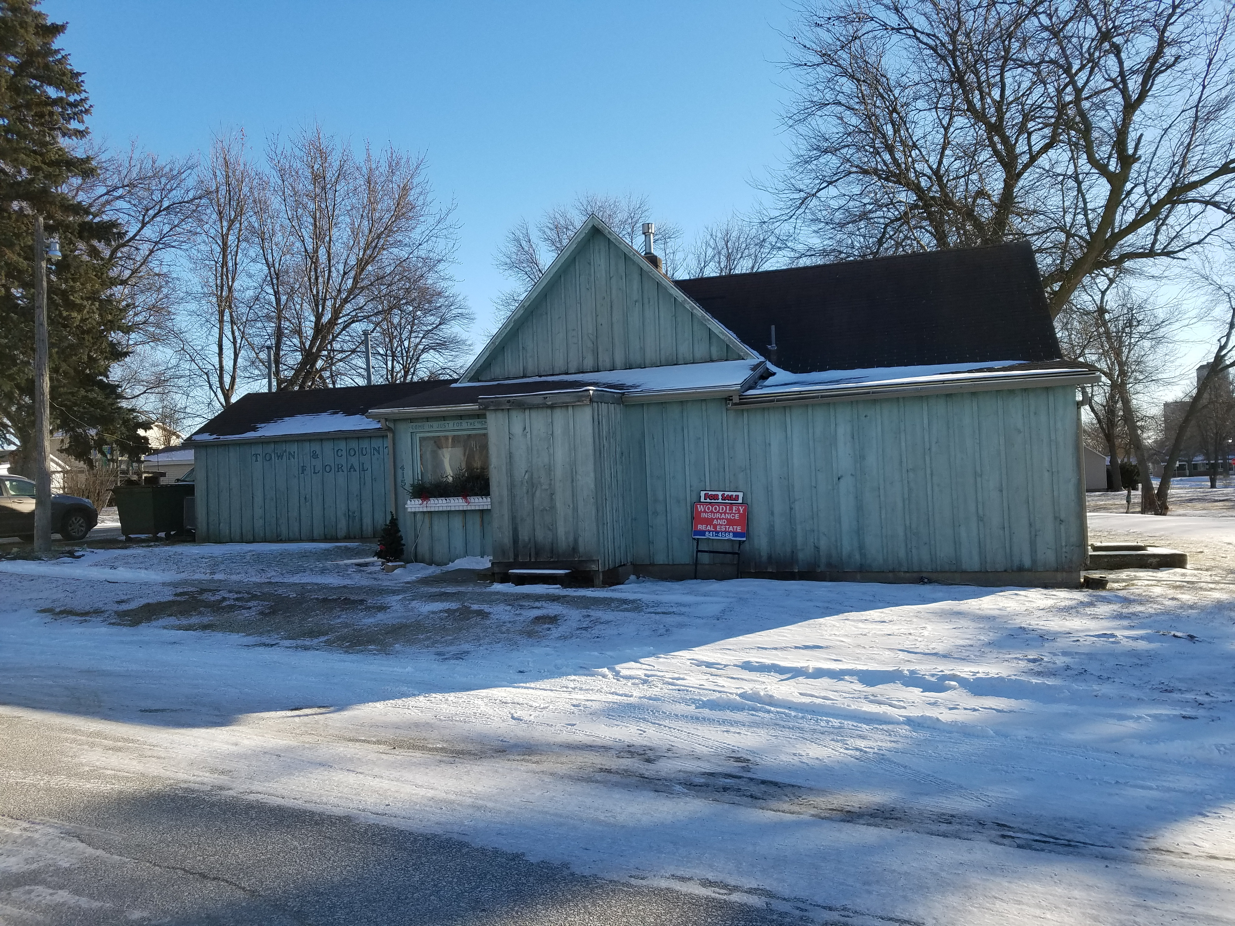415 Walnut Laurens, IA $35,000